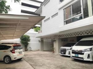 For RentHome OfficeSukhumvit, Asoke, Thonglor : House for rent in Phrom Phong, near BTS Sukhumvit 24.