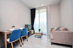 For RentCondoSukhumvit, Asoke, Thonglor : 💕 Brand new condo for rent, XT Ekkamai, near BTS Ekkamai, central area, full, beautiful decoration, ready to move in.