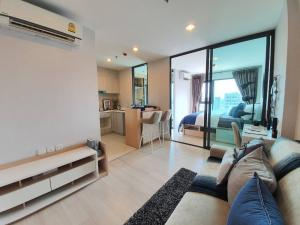 For SaleCondoPinklao, Charansanitwong : [Sell below appraised value] Life Pinklao, next to MRT Bang Yi Khan, 1 bedroom, 35 sqm, high floor, beautiful view.