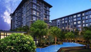 For SaleCondoChengwatana, Muangthong : Urgent sale, 1 bedroom, 1 bathroom condo, ready to move in