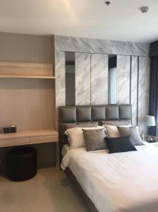 For RentCondoSukhumvit, Asoke, Thonglor : For rent, Rhythm Sukhumvit 42, size 45 sqm, floor 12 A, beautiful room, ready to move in 🔥🔥
