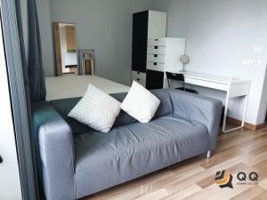 For RentCondoOnnut, Udomsuk : For rent Ideo Blucove Sukhumvit  Studio, size 27 sq.m., Beautiful room, fully furnished.