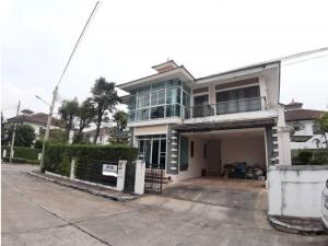For SaleHouseBang Sue, Wong Sawang, Tao Pun : [Sell] Single house, Setthasiri-Prachachuen University (Residence 1), behind the corner of the front of the house, north, area 92.1 sq.wa, ready to transfer, good condition, convenient, peaceful, suitable for living