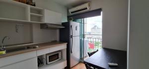 For RentCondoRama9, RCA, Petchaburi : **Special price 8,000 baht 🔥🔥🔥 Condo for rent, Lumpini Park Rama 9 - Ratchada / LUMPINI PARK RAMA 9 - RATCHADA, size 26 sq.m., 1 bed, 23rd floor, Building A, Chaturathit Road, near RCA. 180 meters near MRT Rama 9 and Phetchabun