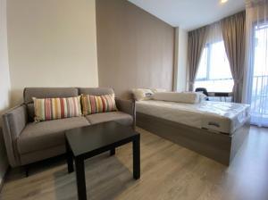 For RentCondoKasetsart, Ratchayothin : For Rent 租赁式公寓 Knightsbridge Kaset Society (1bed )24sq.m. 11,500THB (ต่อรองได้)  Tel. 065-9899065