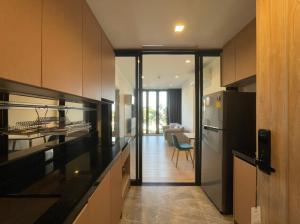 For RentCondoOnnut, Udomsuk : Condo for rent KAWA Haus BA21_07_019_03 beautiful room, electrical appliances. fully furnished Ready to move in, price 14,999 baht