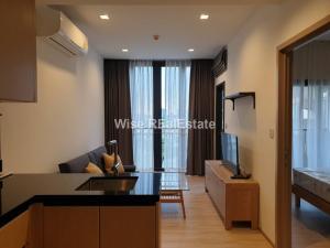 เช่าคอนโดอ่อนนุช อุดมสุข : Condo For Rent: คอนโดให้เช่า Kawa Haus, อ่อนนุช T77-พระโขนง 33.75 ตารางเมตร แบบ One Bedroom  18,000/เดือน