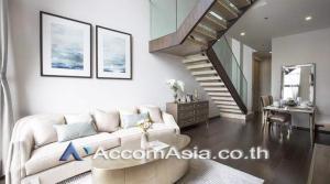 เช่าคอนโดสุขุมวิท อโศก ทองหล่อ : Duplex/The XXXIX - The Thirty Nine Condominium 2 Bedroom For rent in Sukhumvit Bangkok Prom Pong BTS