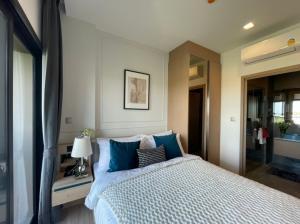 For RentCondoOnnut, Udomsuk : Condo for rent KAWA Haus BA21_07_021_03 beautiful room, furniture, electrical appliances, price 13,999 baht.