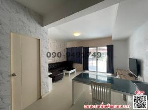 For RentTownhouseSamrong, Samut Prakan : Townhouse for rent, Indy Bangna Km.26, beautiful house, cheap price, ready to move in