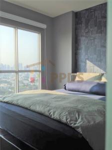 For SaleCondoKhlongtoei, Kluaynamthai : Sale/Rent Condo Aspire Rama 4 on the Top Floor Good View