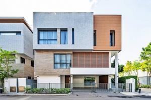 For SaleHouseRama9, RCA, Petchaburi : Parc Priva, a super luxury detached house project on Thian Ruammit Road, Rama 9 area, price 69,900,000 baht 🔥🔥