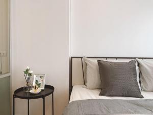 ขายคอนโดบางนา แบริ่ง : ขาย คอนโด Lumpini sukhumvit 109 แบริ่ง    1 ห้องนอน   ระเบียงหันทิศเหนือ