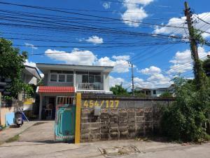 ขายบ้านลาดพร้าว101 แฮปปี้แลนด์ : ขายบ้านเดี่ยว 2 ชั้น เนื้อที่ 90 ตรว. 3 ห้องนอน 2 ห้องน้ำ ลาดพร้าว 87 แยก 28