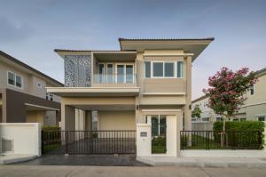 ขายบ้านเชียงใหม่ : บ้านเชียงใหม่ บรรยากาศดี อยู่ในโครงการ