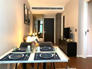 For RentCondoSukhumvit, Asoke, Thonglor : (For rent/ Rent) Luxury Condo The Diplomat 39 near BTS Phrom Phong 100 meters!!! elegant decorated room