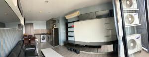For RentCondoKhon Kaen : Condo for rent, 2 bedrooms, 2 bathrooms, 1 living room, kitchen