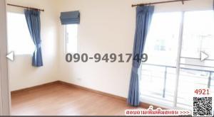 For RentHouseRangsit, Patumtani : Rent a house Village Passorn Ratchaphruek Tiwanon (Passorn 26) Beautiful house, fully furnished.