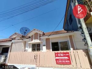 ขายทาวน์เฮ้าส์/ทาวน์โฮมนนทบุรี บางใหญ่ บางบัวทอง : ขายทาวน์เฮ้าส์ชั้นเดียว หมู่บ้านพฤกษา 41 กันตนา บางใหญ่ นนทบุรี