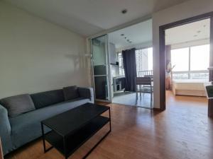 For RentCondoOnnut, Udomsuk : The base Sukhumvit 77 for rent, 1 bedroom, 1 bathroom, size 30 sqm., 20th floor