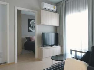 For RentCondoSukhumvit, Asoke, Thonglor : Condo for rent, beautiful room, The Tree Sukhumvit 71-Ekkamai, very good price, 21st floor, beautiful city view, ready to move in.