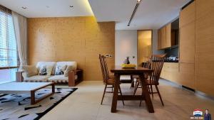 ขายคอนโดสีลม ศาลาแดง บางรัก : Saladaeng Residences, (ขายขาดทุน 2 ล้าน) มาใหม่! 2 ห้องนอน วิวเปิดโล่งหันทางสวนลุมพินี 93 sq.m. ทิศเหนือ แต่งสวย จาก Designer