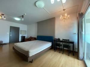 For SaleCondoRama9, RCA, Petchaburi : ✅ Sell Supalai Park Ekkamai - Thonglor, near Airport Link, size 34.50 sq.m., with furniture and electrical appliances ✅