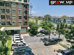เช่าคอนโดสำโรง สมุทรปราการ : GPR11516  : The Parkland Lite Sukhumvit - Paknam (เดอะ พาร์คแลนด์ ไลท์ สุขุมวิท-ปากน้ำ)  For Rent 6,000 bath💥 Hot Price !!! 💥