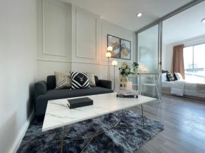 For SaleCondoBangna, Lasalle, Bearing : D Condo Sukhumvit 109 condo for Sale 1 bed fully furnished near BTS Bearing