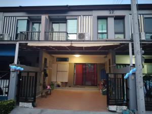 For SaleTownhouseOnnut, Udomsuk : Premium Timehome(Wongwan-Onnut) Townhome