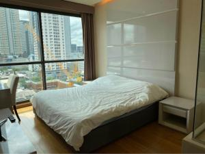 For RentCondoSathorn, Narathiwat : The Address Sathorn, 2 bedrooms, 10th floor, Mahanakhon building view, fully furnished and electrical appliances, near BTS St. Louis and Chong Nonsi