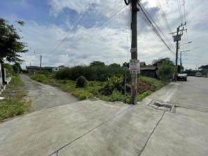 For SaleLandNawamin, Ramindra : Land for sale, Soi Phraya Suren 34, Ramintra 109, size 60 square meters, 1.5 million baht.