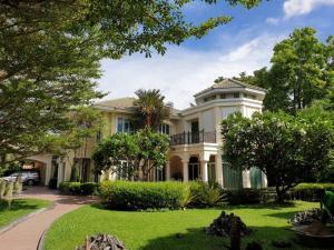 For SaleHouseBangna, Lasalle, Bearing : Luxury house for sale, Grand Monaco Village, Phase 1