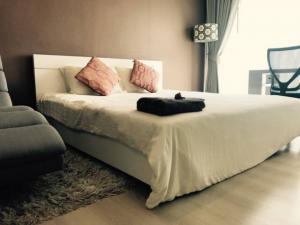 For RentCondoOnnut, Udomsuk : Condo for rent Aspire Sukhumvit 48 fully furnished (Confirm again when visit).