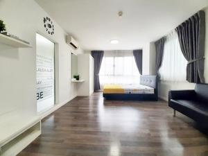 For SaleCondoBangna, Lasalle, Bearing : Cheapest sale!!! Dcondo Sukhumvit 109, Building B, 3rd floor, corner room