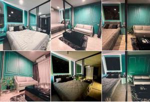 เช่าคอนโดรัชดา ห้วยขวาง : ให้เช่า 1 ห้องนอน ตกแต่งดี พร้อมอยู่ เฟอร์ครบ - Rent 1 Bedroom nice decoration !!!