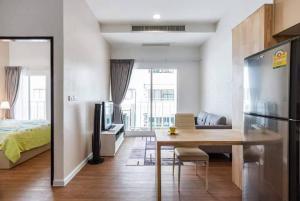 For RentCondoSukhumvit, Asoke, Thonglor : For rent 59 HERITAGE Sukhumvit, 25th floor, wide room, beautiful view, fully furnished, near BTS