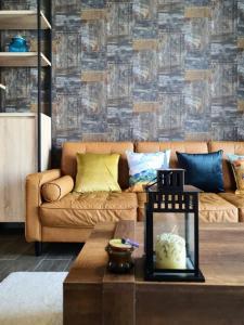 For SaleCondoSukhumvit, Asoke, Thonglor : 🌟The Lofts Ekkamai for sell 12.3MB.! 2 bedroom 1 bathroom 65 sq.m. fl.8 Corner room Fully furnished, Ready move in near BTS Ekkamai🌟