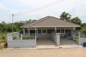 ขายบ้านขอนแก่น : บ้านแฝดเลี่ยงเมืองอบต.บ้านเป็ด