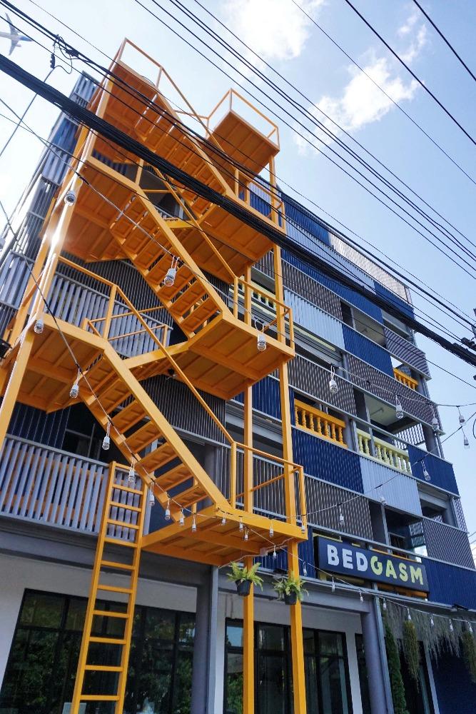 For SaleBusinesses for saleChiang Mai : ขายโรงแรม 31 ห้อง พร้อมใบอนุญาต ถนนนิมมาน เชียงใหม่ ใกล้โครงการ One , ห้าง Maya