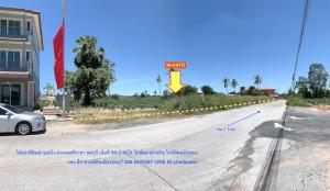 For RentLandPattaya, Bangsaen, Chonburi : Long-term rent, land, Bueng, Sriracha, Chonburi, area 39.5 rai.