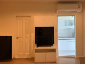 For RentCondoLadprao, Central Ladprao : 🌟Life Ladprao for rent Studio room 1 bathroom 35 sq.m. fl.16 price 11,000 THB/month Fully furnished, Ready move in near MRT Ladprao🌟