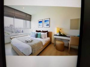 For RentCondoRatchadapisek, Huaikwang, Suttisan : 🌟 for rent :Life ratchadapisek 2 bedroom 1 bathroom 47 sq.m. price 18,000 THB/month Fully furnished  Ready move in near BTS!! 🌟