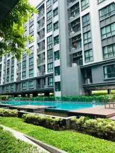 """เช่าคอนโดพัทยา บางแสน ชลบุรี : คอนโดเช่า """"เคนซิงตัน แหลมฉบัง-ศรีราชา ตึก B ชั้น 3"""""""