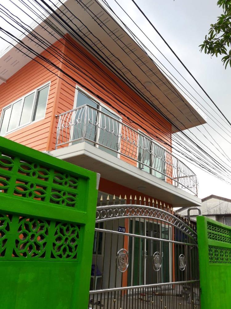ขายบ้านพระราม 5 ราชพฤกษ์ บางกรวย : ขาย บ้านเดี่ยวรีโนเวท ซอยหน้าการไฟฟ้าบางกรวย 25 ตรว. 3 ล้าน บ้านสวยใหม่