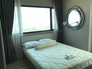 เช่าคอนโดสำโรง สมุทรปราการ : ห้องใหญ่ใหม่มากมือ 1 ไปเลย ราคาโคตรน่ารัก KnightsBridge Sky River Ocean (ไนท์บริดจ์ สกาย ริเวอร์ โอเชี่ยน) 17,000 บาท / เดือน