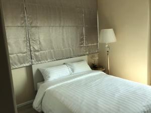 เช่าคอนโดสำโรง สมุทรปราการ : ห้องใหญ่ ใหม่มาก วิวปากแม่น้ำเจ้าพระยา KnightsBridge Sky River Ocean (ไนท์บริดจ์ สกาย ริเวอร์ โอเชี่ยน) ราคา 16,000 บาท / เดือน