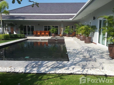 For SaleHouseCha-am Phetchaburi : 4 Bedroom Villa for sale at Palm Villas  U42120