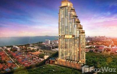 For SaleCondoPattaya, Bangsaen, Chonburi : 1 Bedroom Condo for sale at The Riviera Ocean Drive  U120805