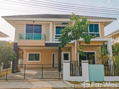 For SaleHouseChiang Mai : 3 Bedroom House for sale at Karnkanok 12  U677126